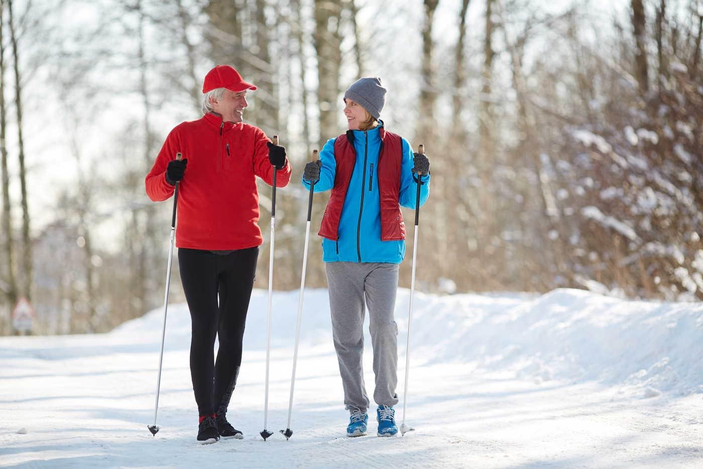 De ce sportul în aer liber e benefic și pentru vârstnici [studiu]