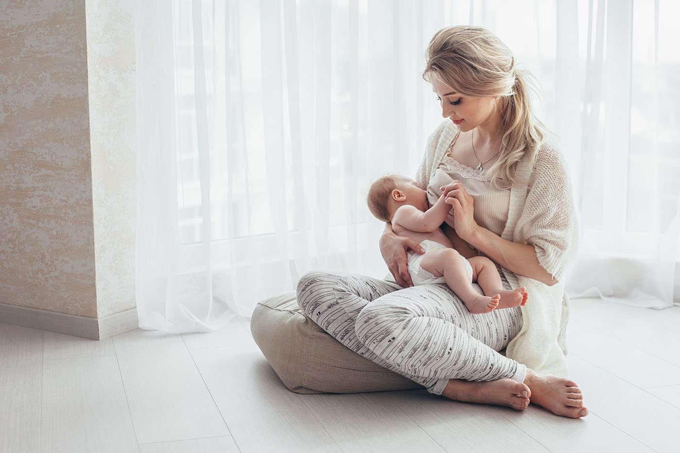 Perioada de alăptare: cum îți menții vitalitatea