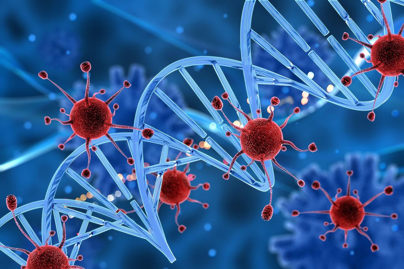 Apariția cancerului: cum produc toxinele mutații în celule [studiu]