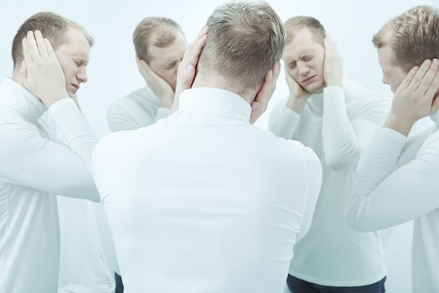 Proveniența halucinațiilor auditive din schizofrenie, detectată [studiu]
