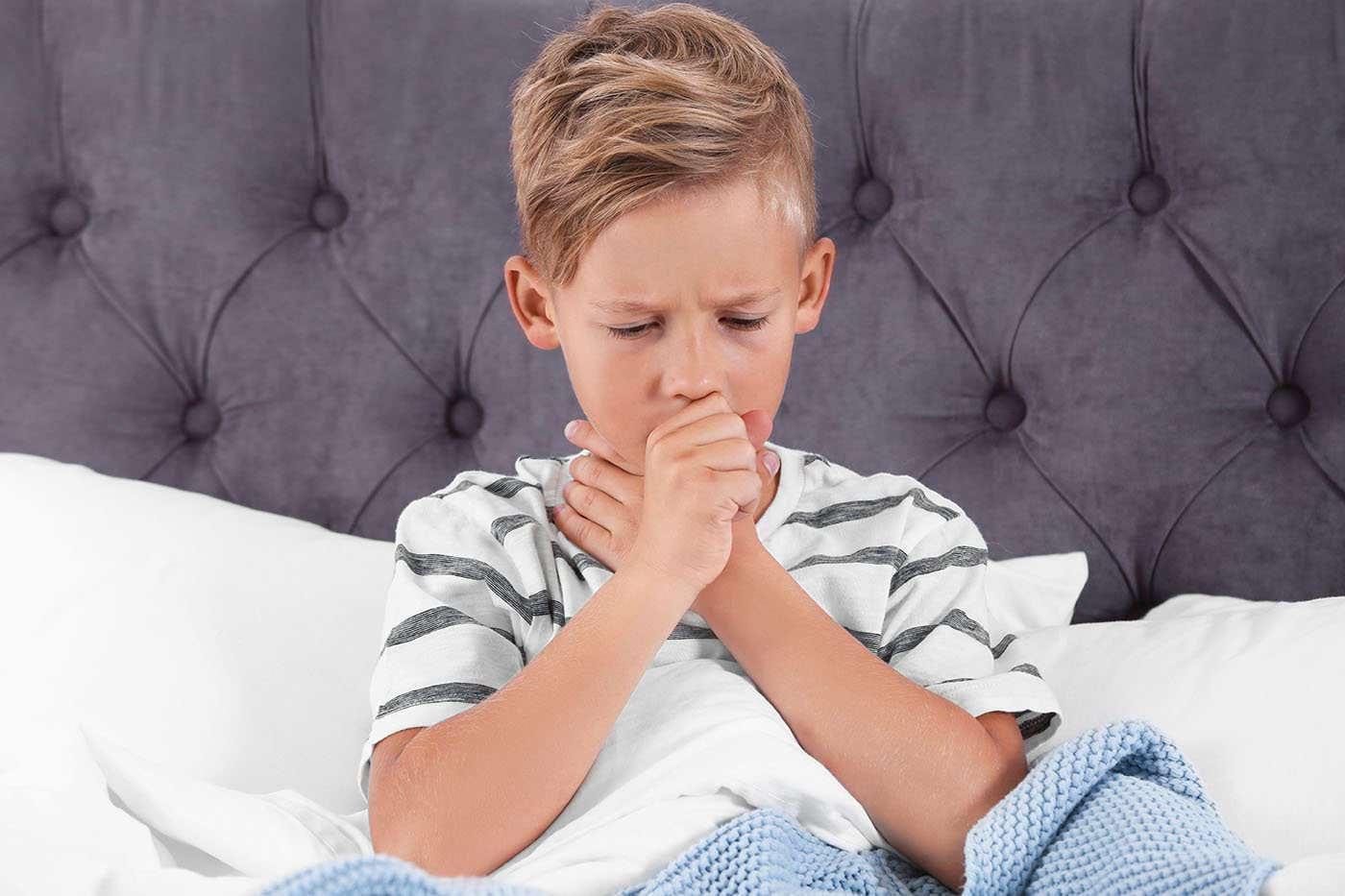 Cum calmezi tusea uscată și productivă la copii