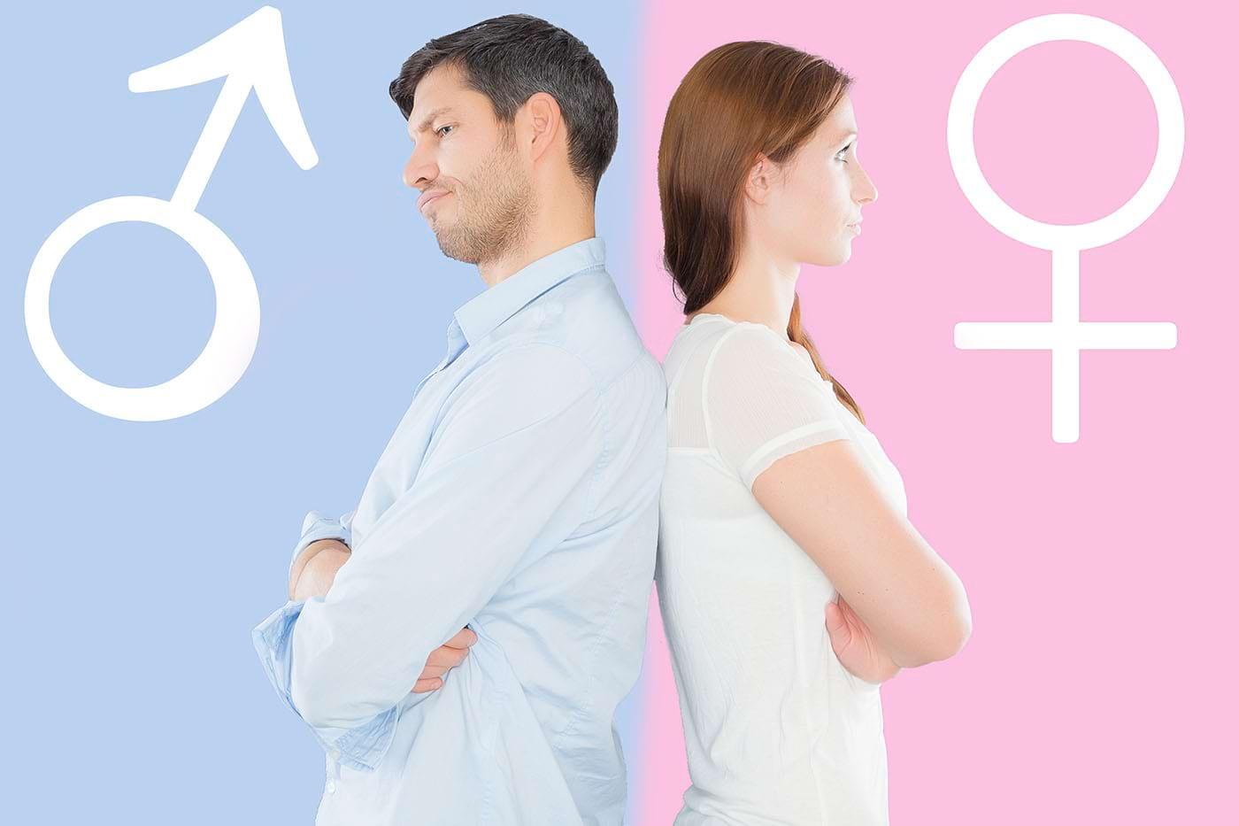 Boli care afectează diferit bărbații și femeile