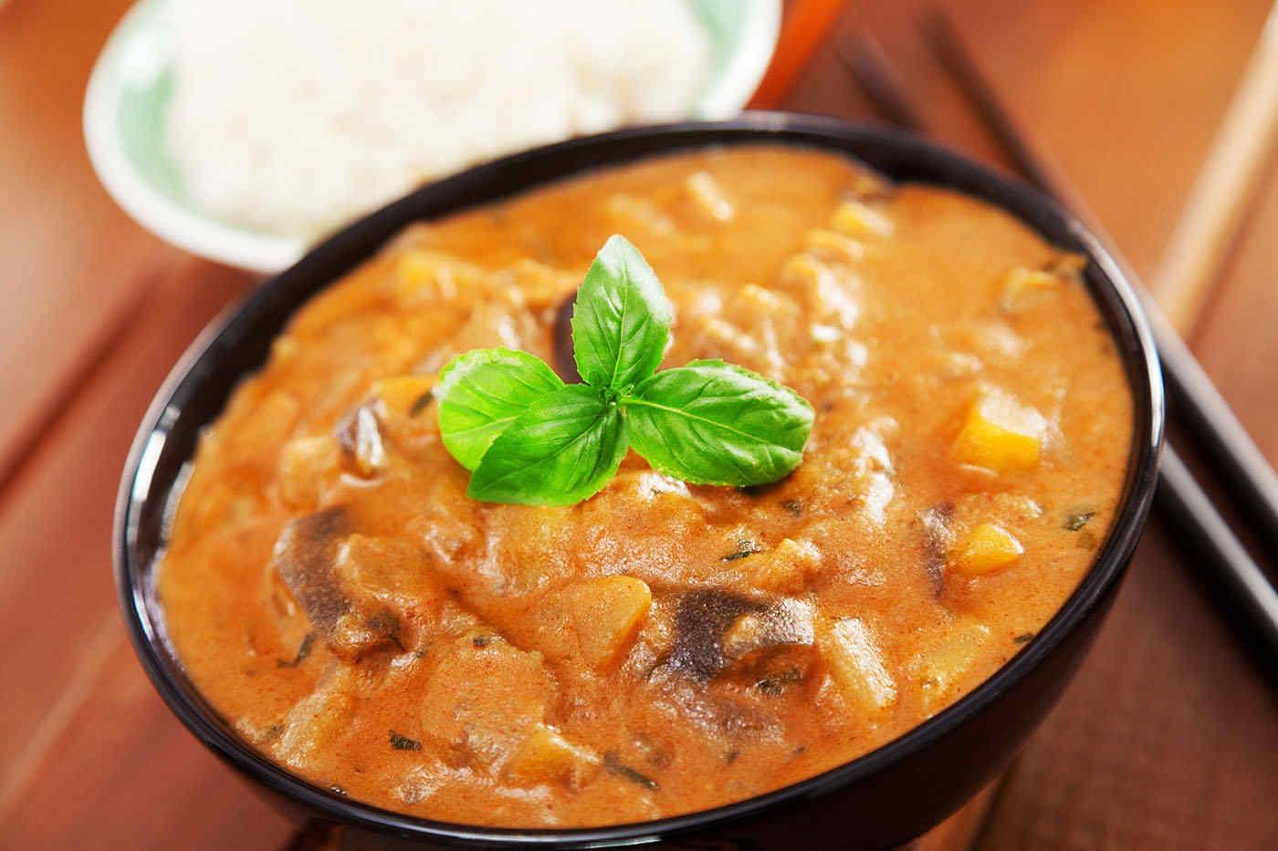 Cum prepari un curry de legume delicios