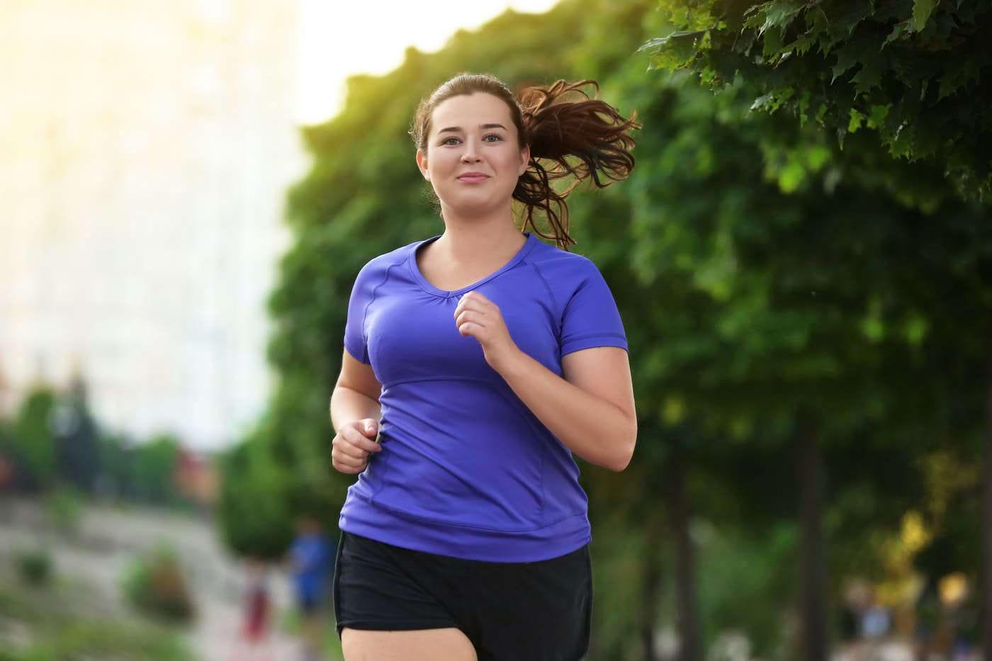 Exerciții fizice de început pentru supraponderalii sedentari