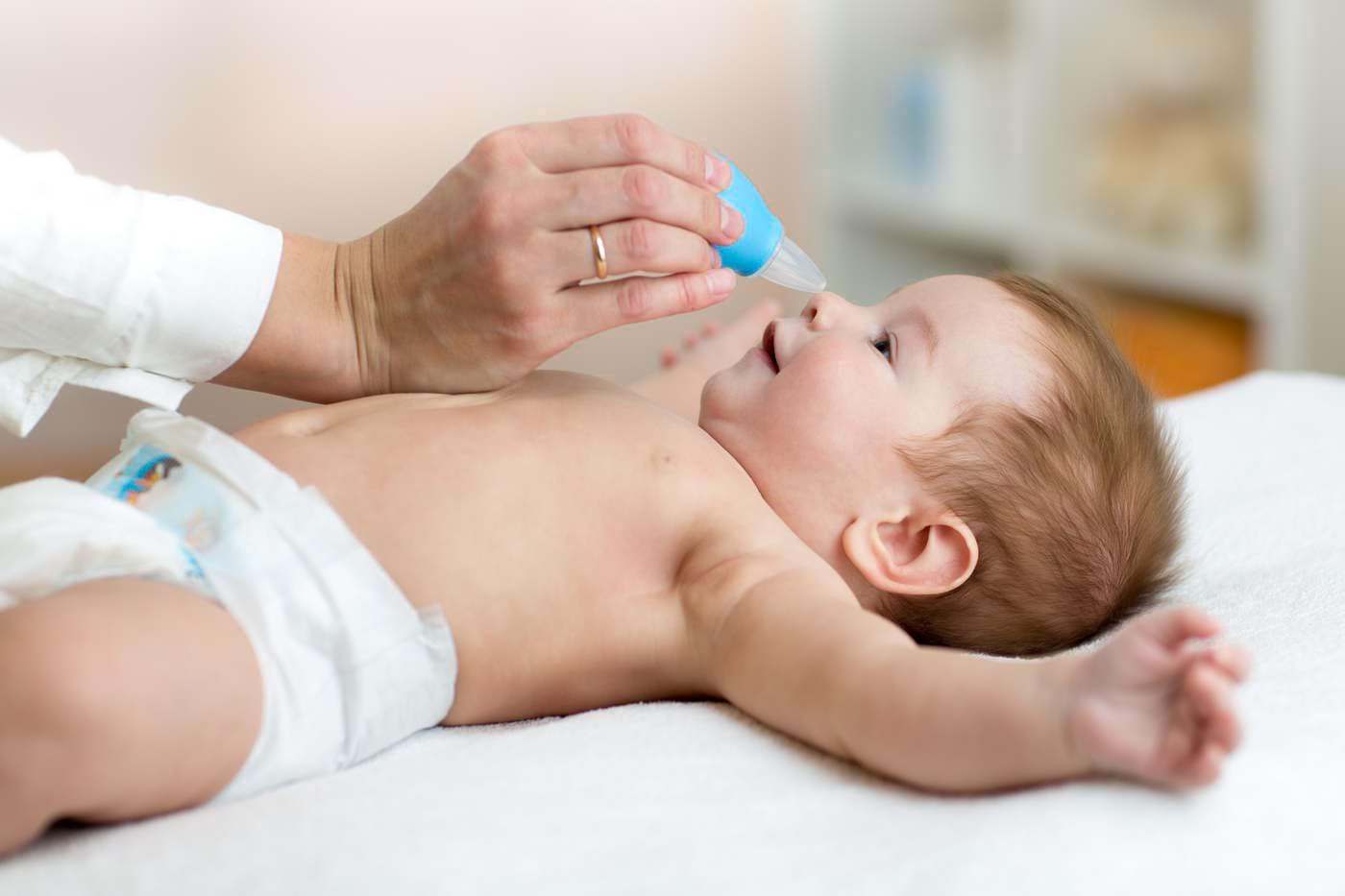 Igiena nazală la nou-născut, bebeluși și copii