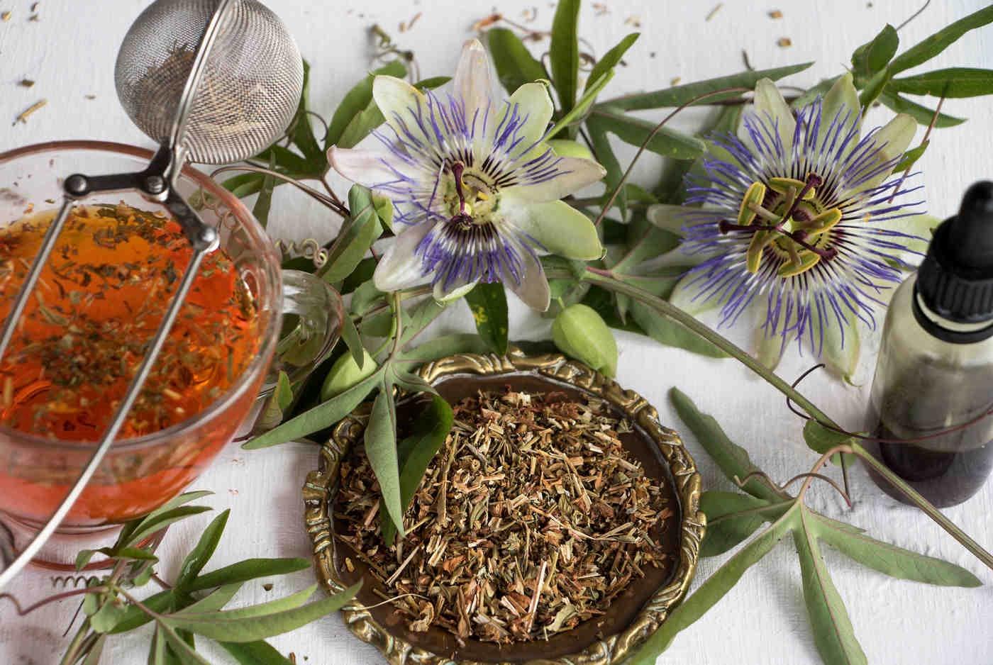 Passiflora - beneficii și contraindicații