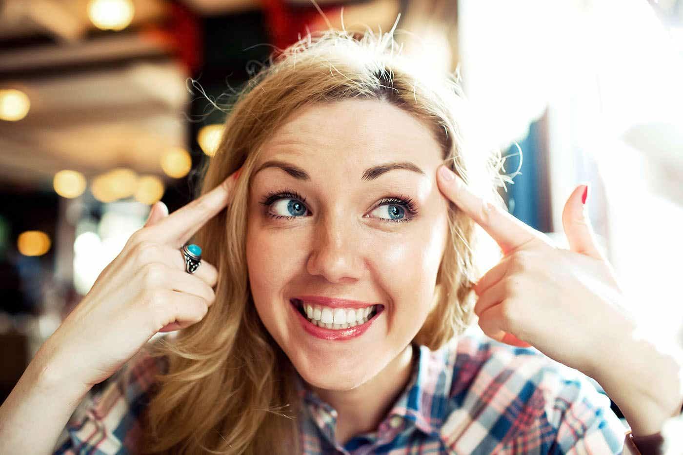 Cum îți antrenezi creierul să gândească pozitiv