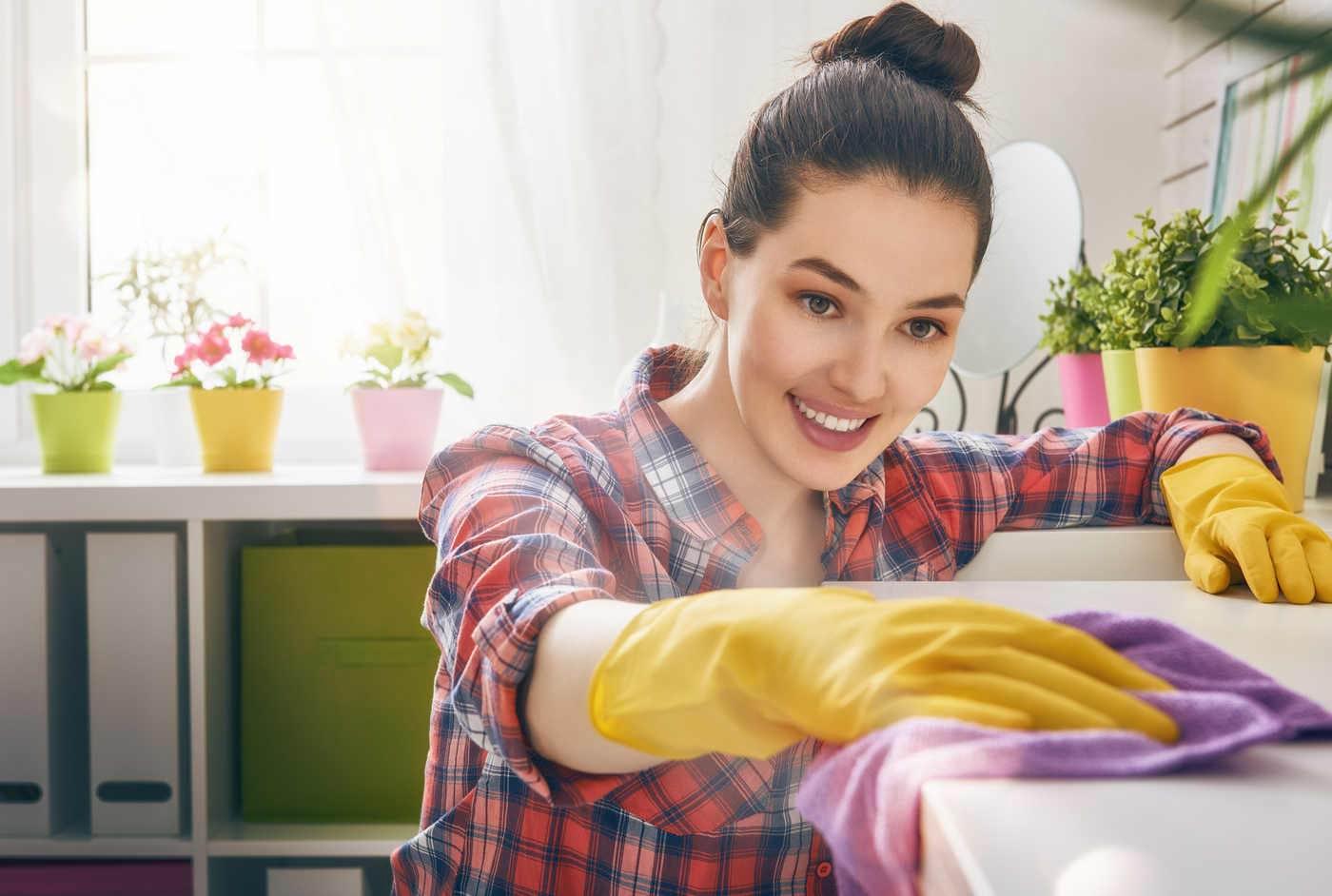 Soluții la îndemână pentru curățare și dezinfectare