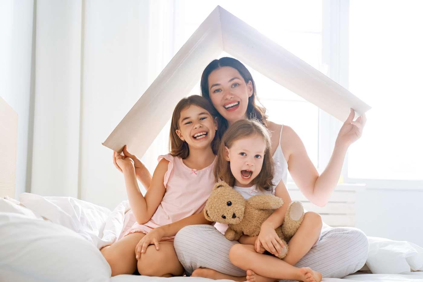 GUARD X, gelul de curățare potrivit pentru întreaga familie
