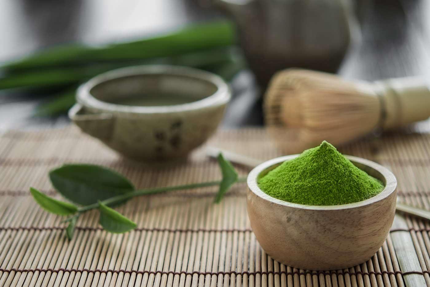 Pudra de Matcha – de ce trebuie inclusă în ritualul de înfrumusețare