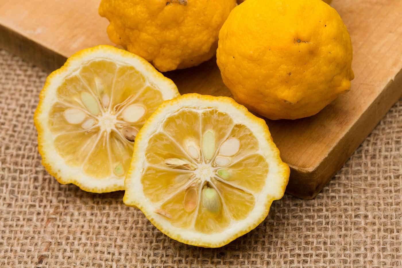 Yuzu, citricele japoneze cu numeroase beneficii pentru piele