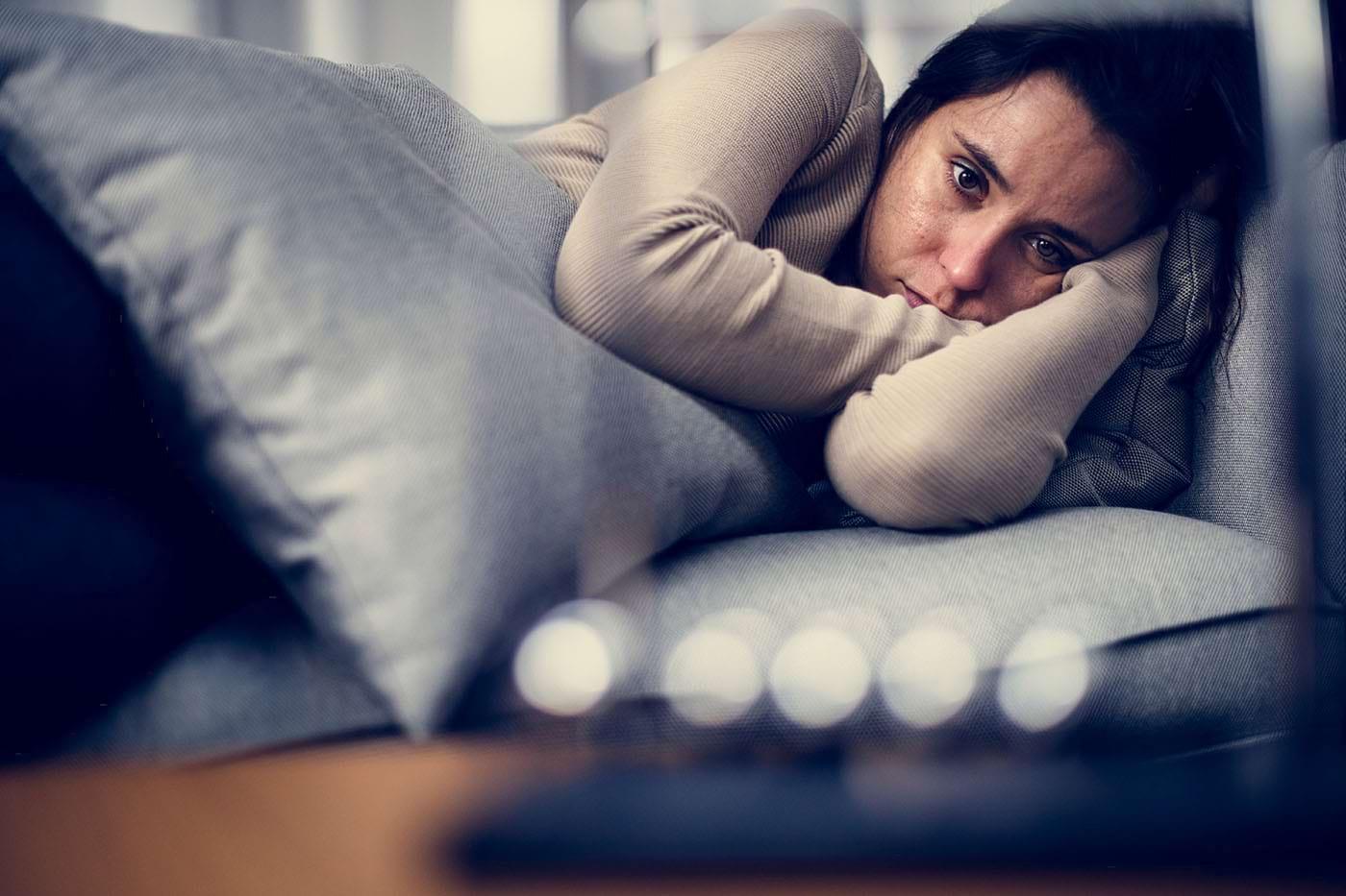 Femeile, mai predispuse la anxietate și depresie