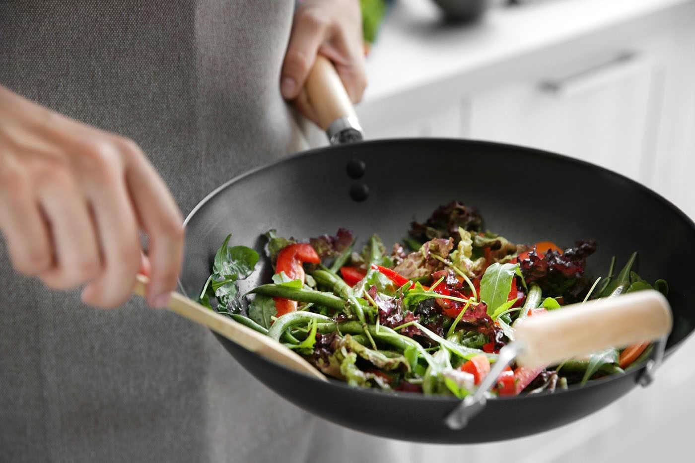 Cum ar trebui să gătești alimentele, pentru ca vitaminele să nu se piardă?
