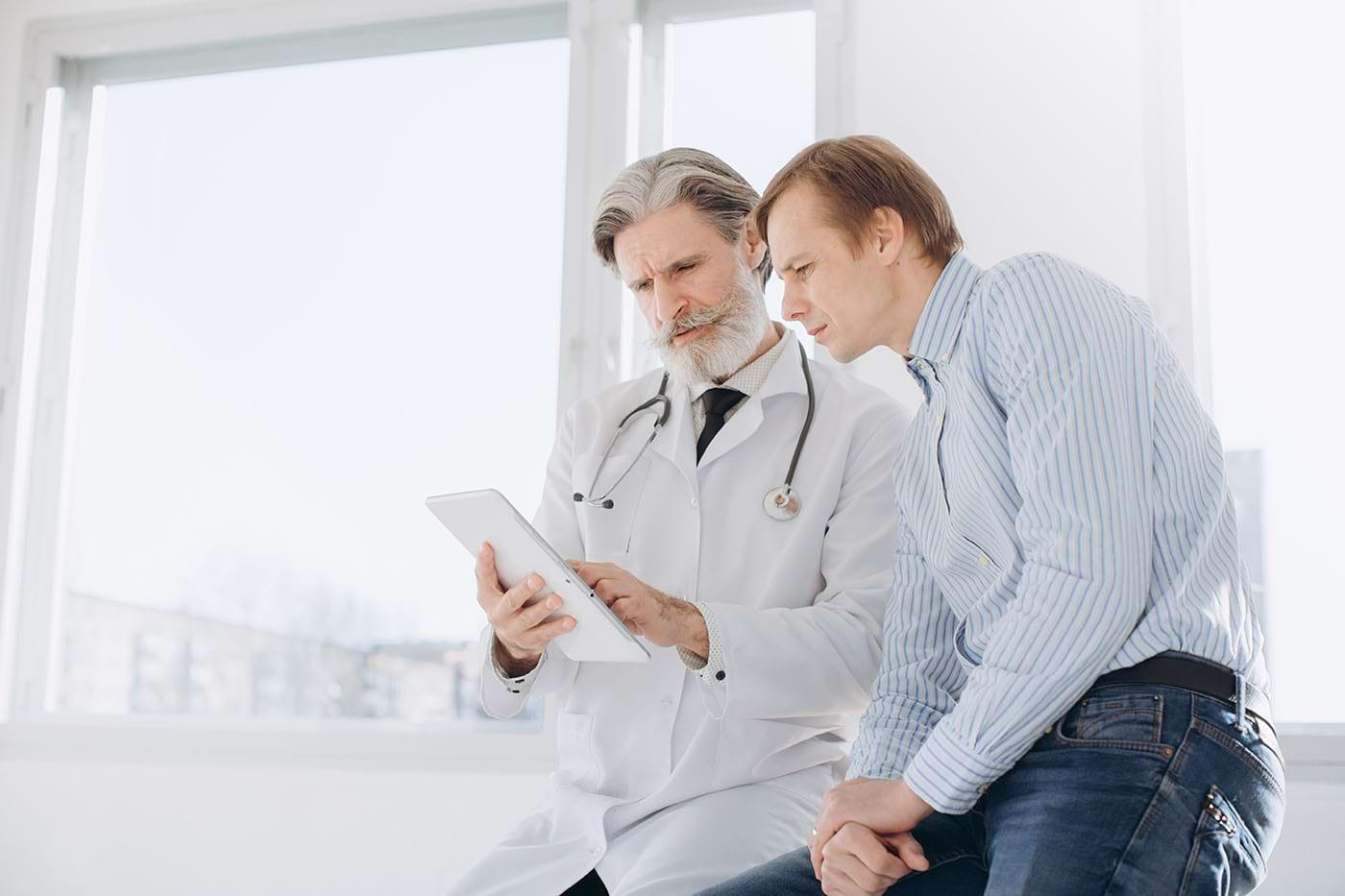 7 teste de screening esențiale pentru bărbați