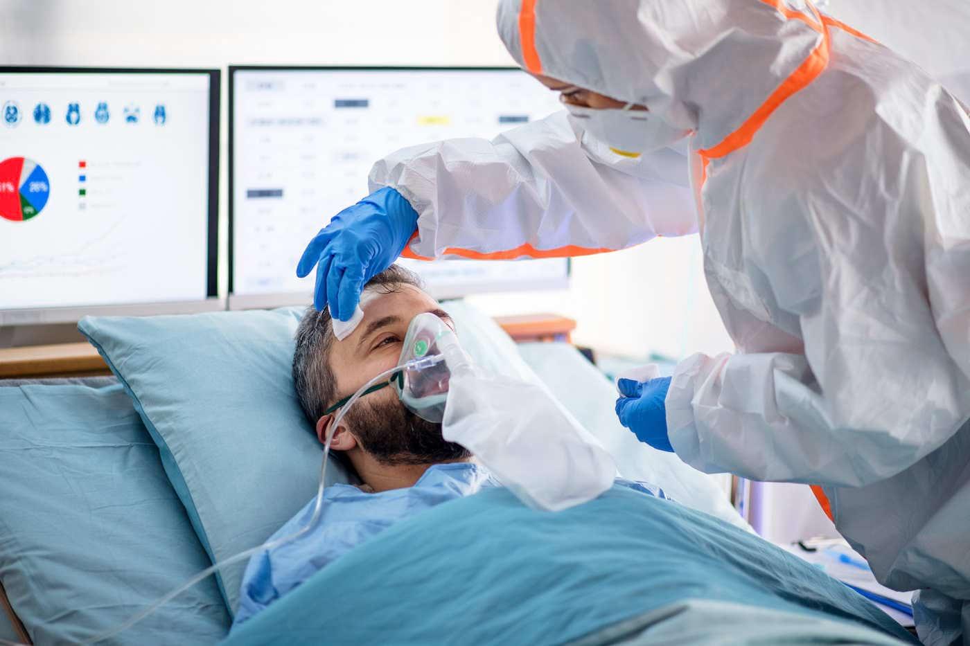 Este utilă ensifentrina la pacienții spitalizați cu COVID-19? [studiu]