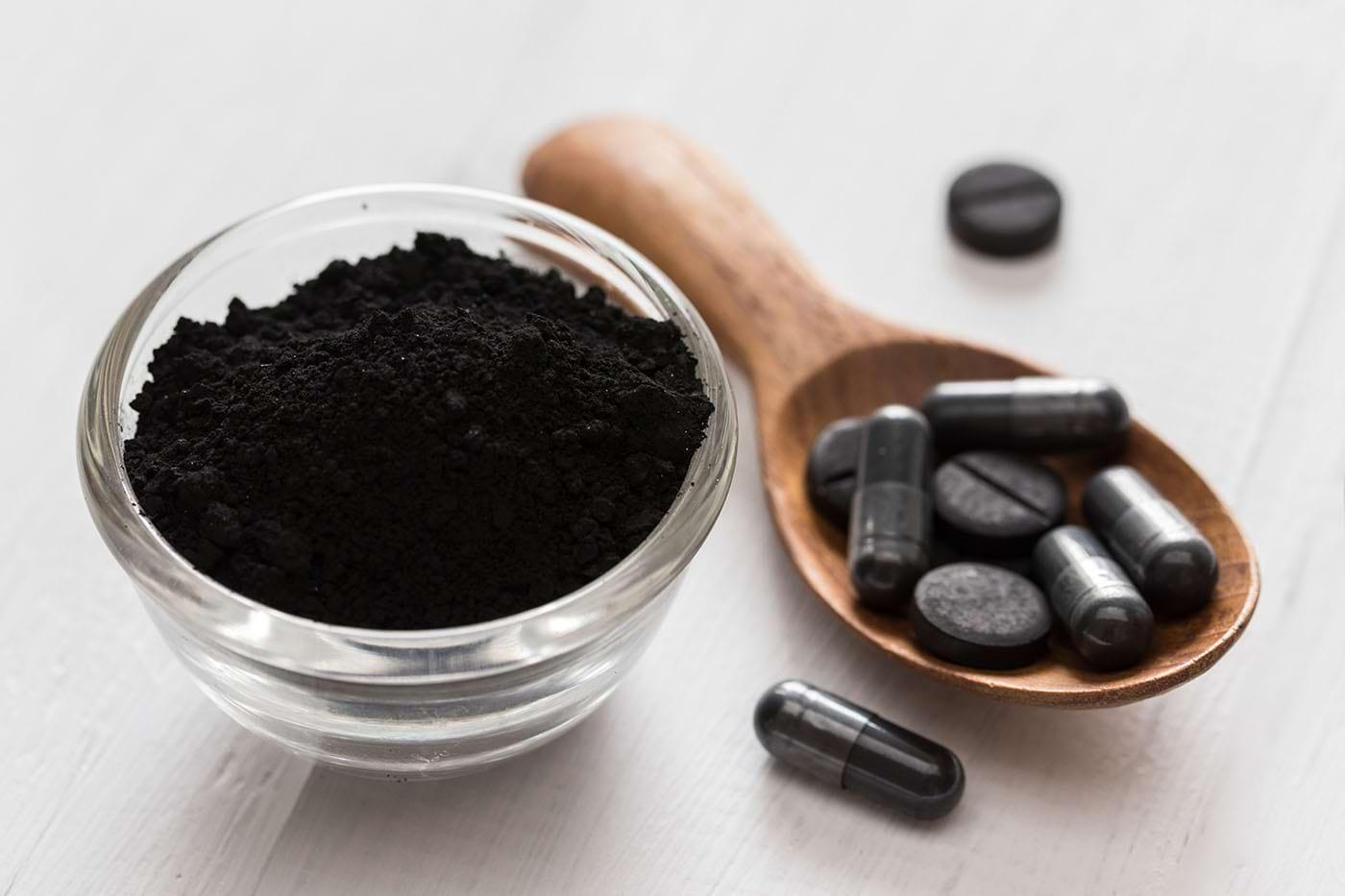 La ce ajută cărbunele medicinal