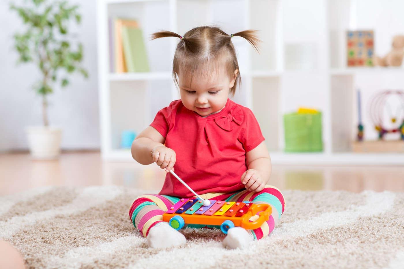 Ce efecte are muzica asupra creierului copilului