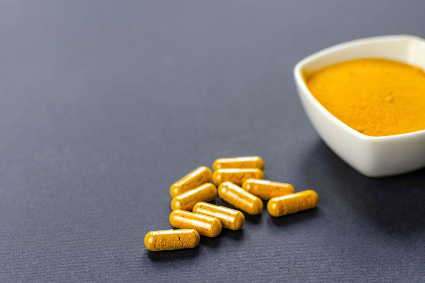 Turmericul poate fi eficient în tratamentul gonartrozei [studiu]
