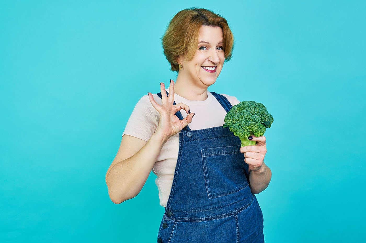 Consumul de broccoli și varză de Bruxelles poate menține sănătatea vaselor de sânge [studiu]