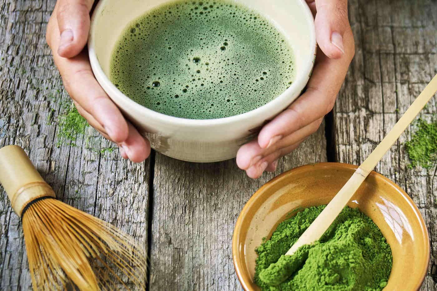 Ceaiul din pulbere de matcha poate atenua simptomele anxietății [studiu]