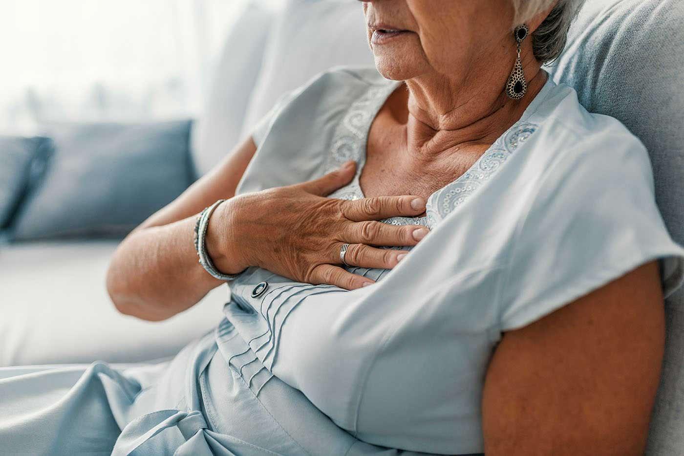 Stresul poate exacerba insuficiența cardiacă [studiu]