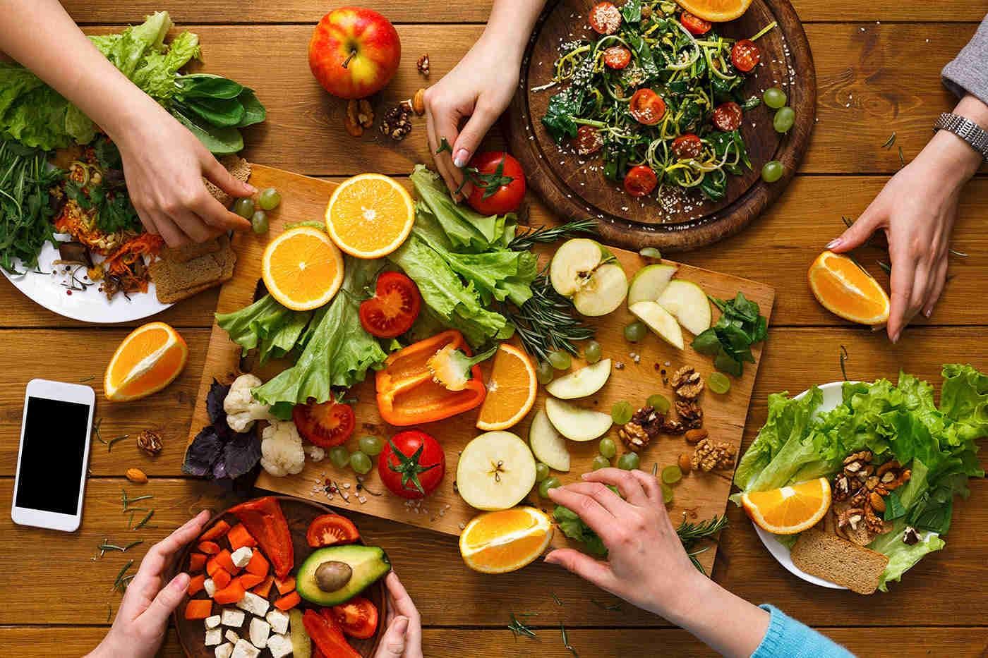 Consumul de legume și fructe prelungește viața? [studiu]