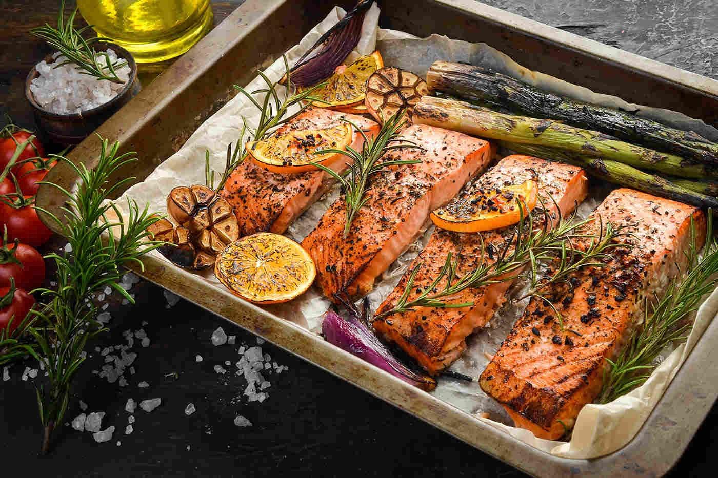 Consumul de pește poate împiedica un al doilea accident vascular cerebral [studiu]