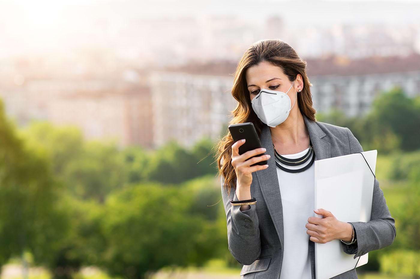 Coronavirus: polenul din aer crește riscul de infectare cu SARS-CoV-2?