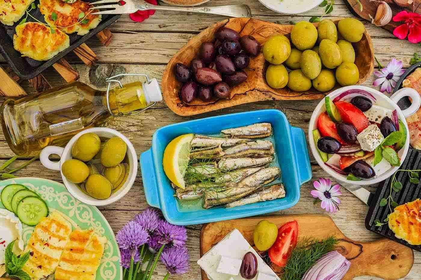 Dieta mediteraneeană, asociată cu o memorie mai bună?