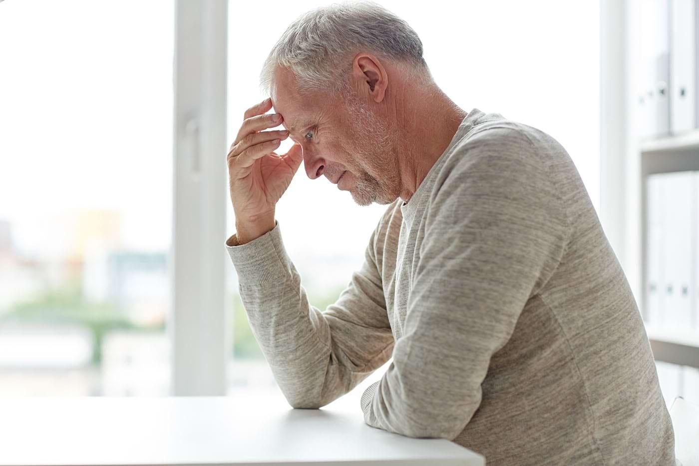 Epuizarea vitală poate duce la infarct în cazul bărbaților [studiu]