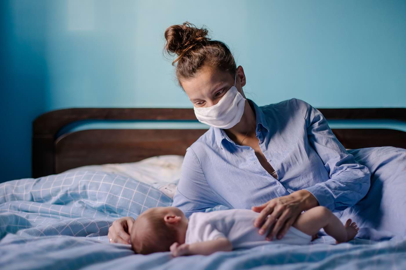 Noul coronavirus nu se transmite prin alăptare [studiu]