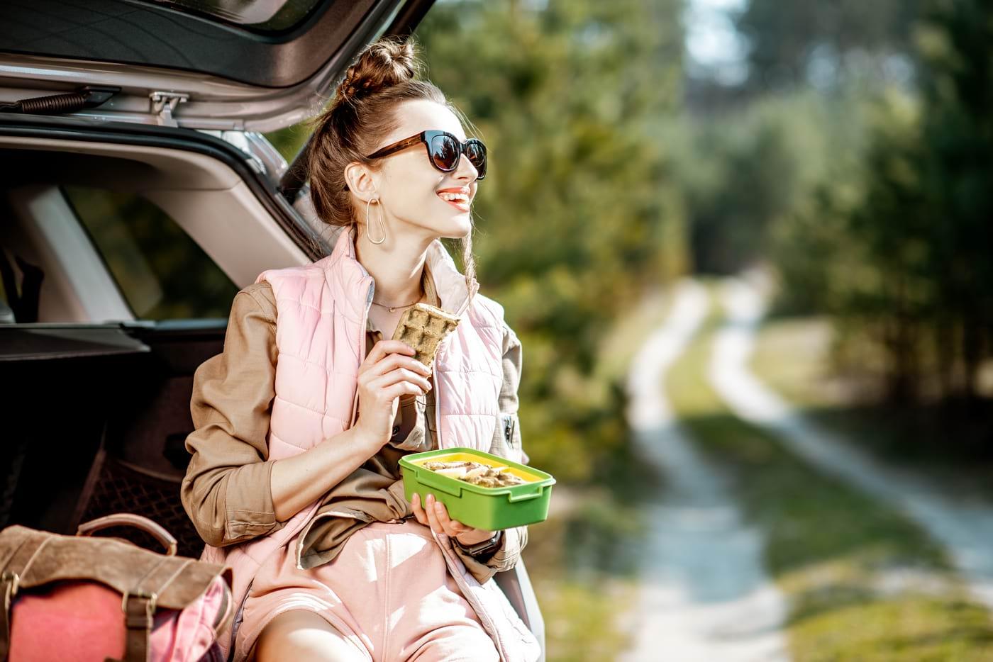 11 gustări sănătoase pentru călătoriile cu mașina