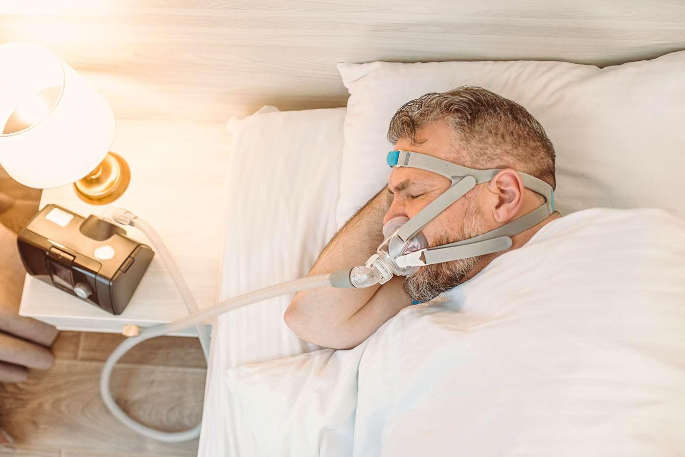 Terapia CPAP: ce este, beneficii și riscuri