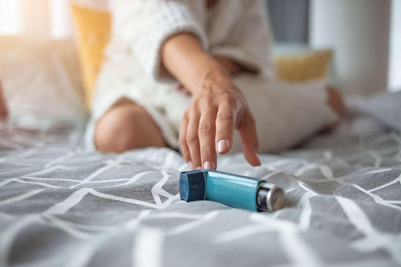 Vaccinurile anti-COVID-19 înrăutățesc simptomele astmului?