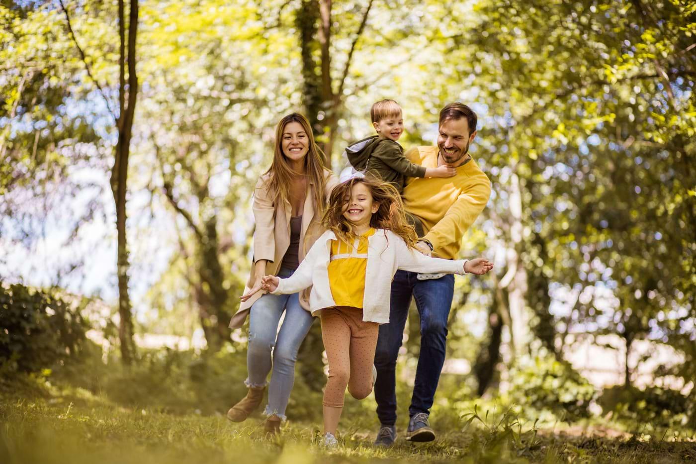 De ce este important să petreci timp cu familia