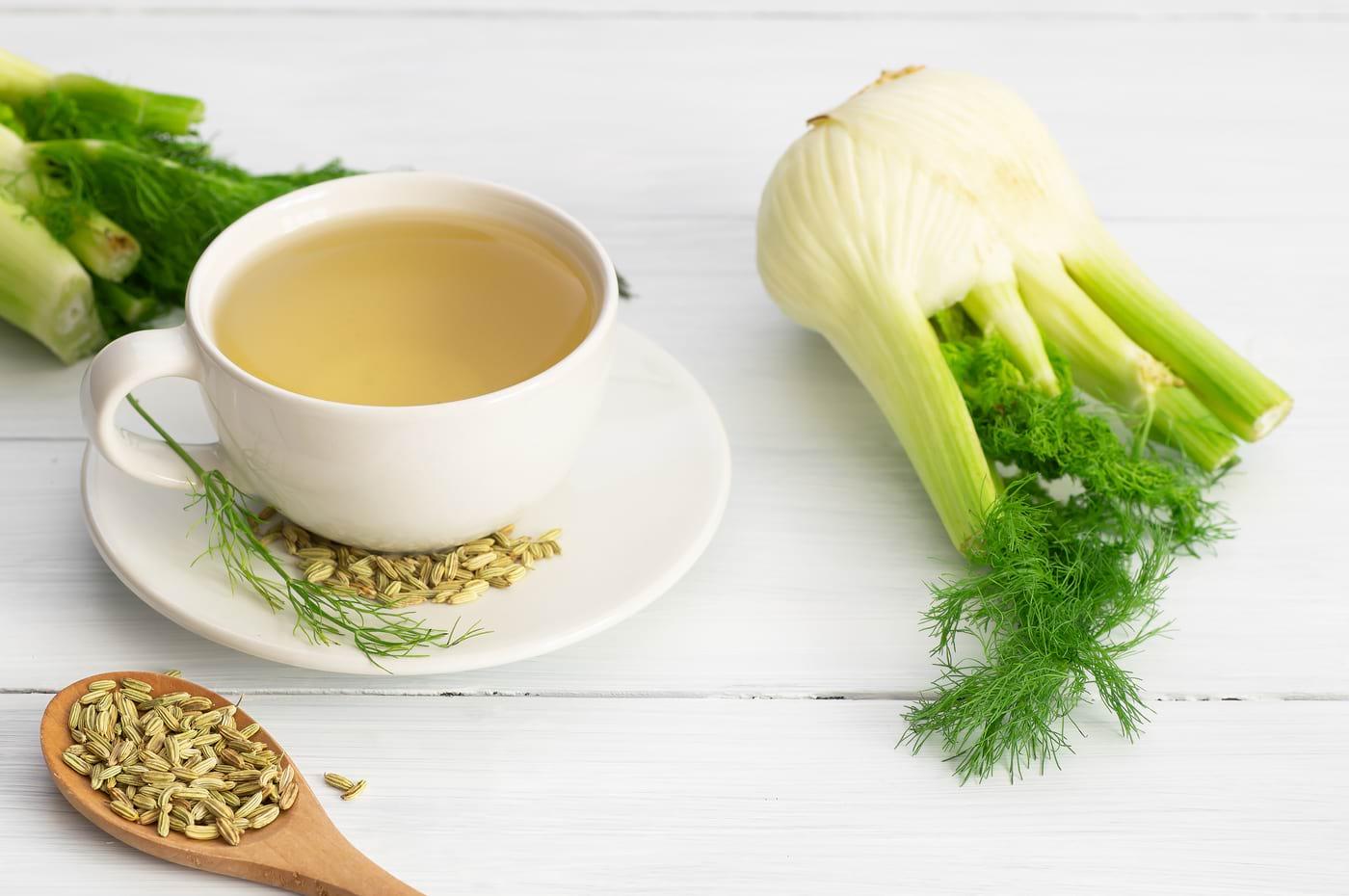 Digestie îngreunată? 3 ceaiuri de ajutor