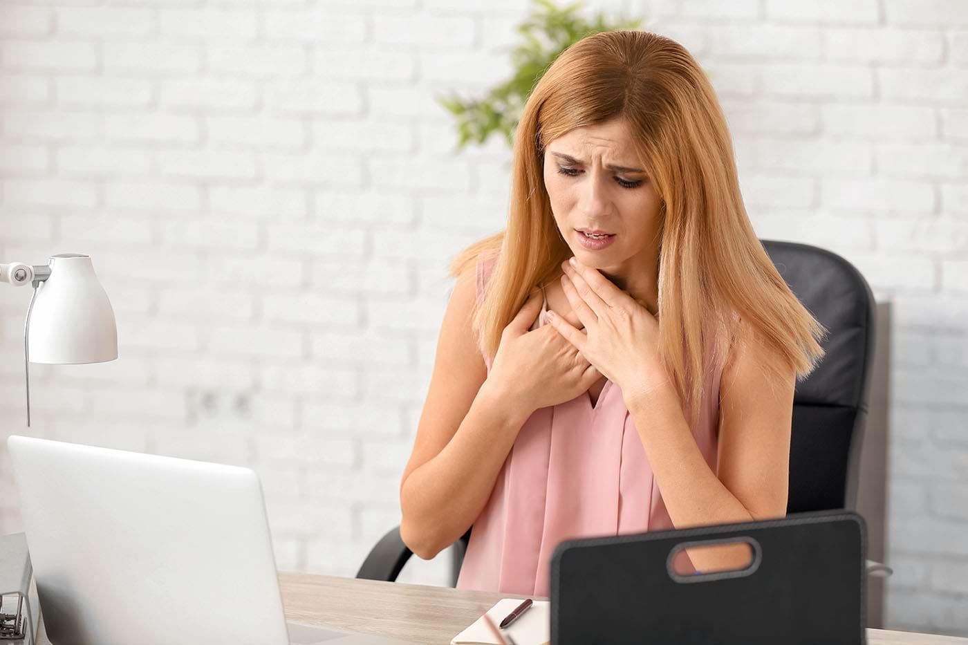 Ce este dispneea și cum se tratează?