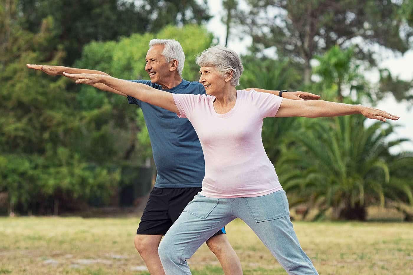 Exerciții fizice pentru diabetici