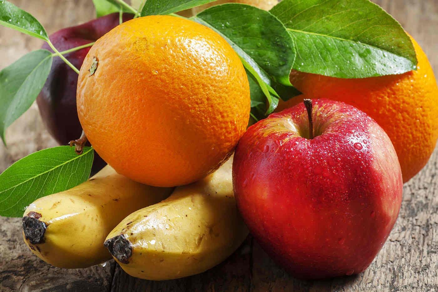 Top 10 fructe locale și exotice, sănătoase și hrănitoare