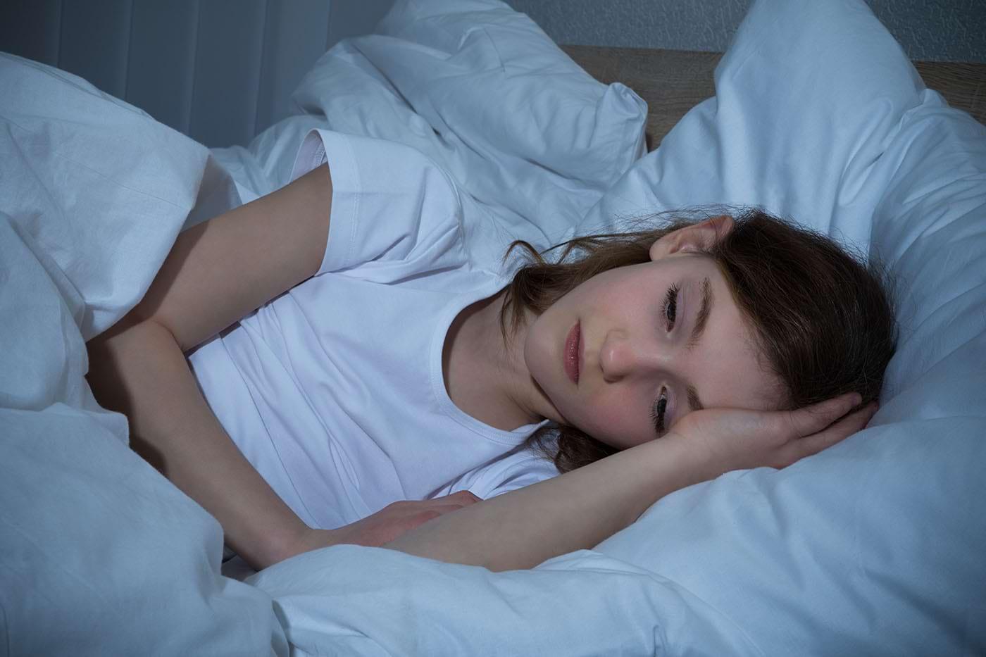 Insomnia la copii, corelată cu anxietatea la maturitate