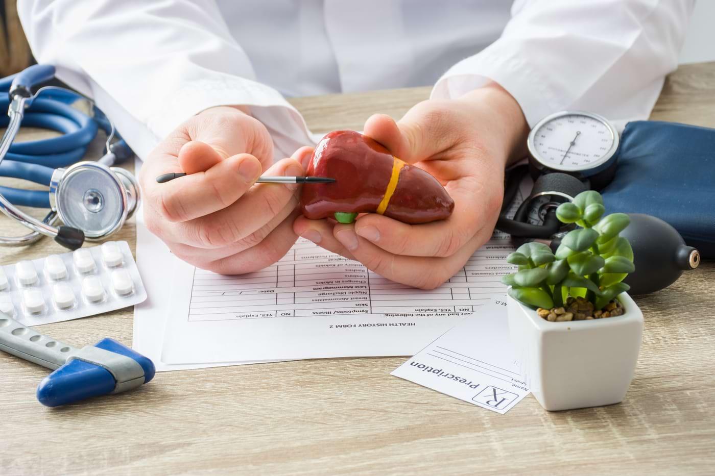 Regimul alimentar în ciroza hepatică