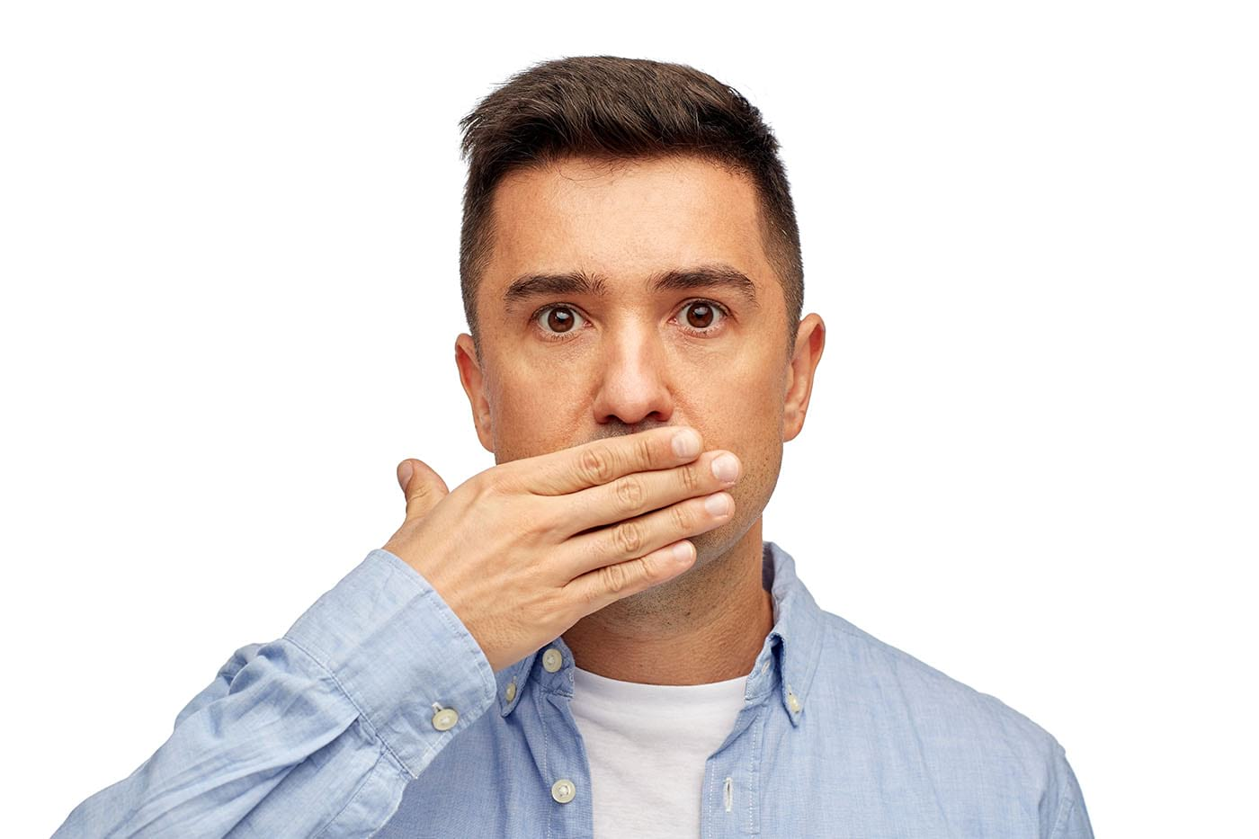 Respirația urât mirositoare poate indica diverse afecțiuni
