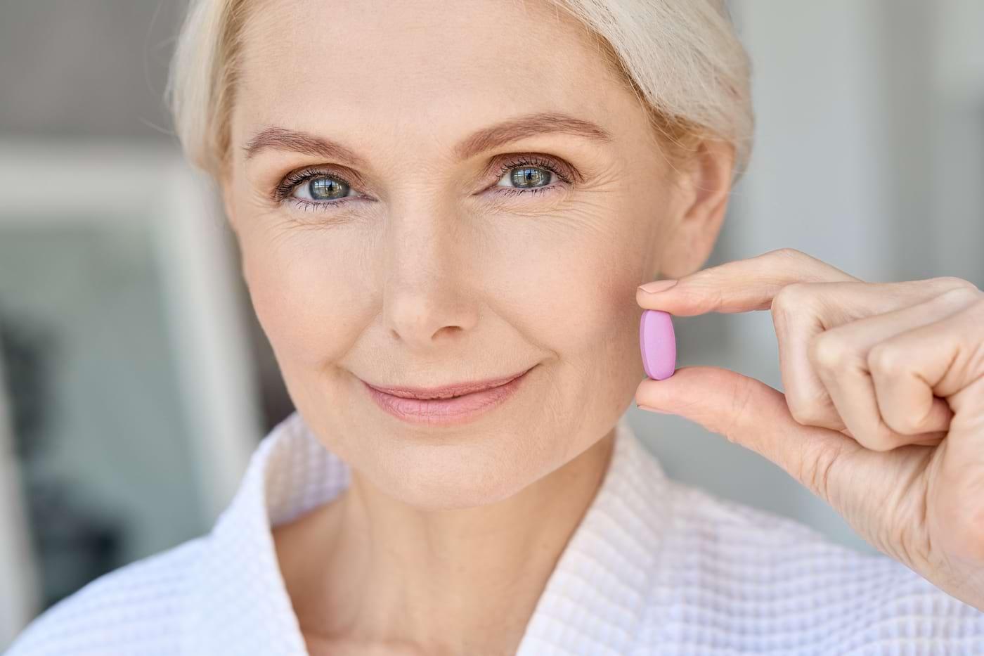 Vitamine de care ai nevoie pe măsură ce îmbătrânești