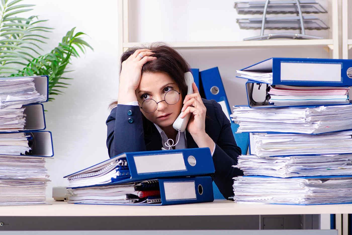 Ești workaholic? Programul prelungit îți poate scurta viața