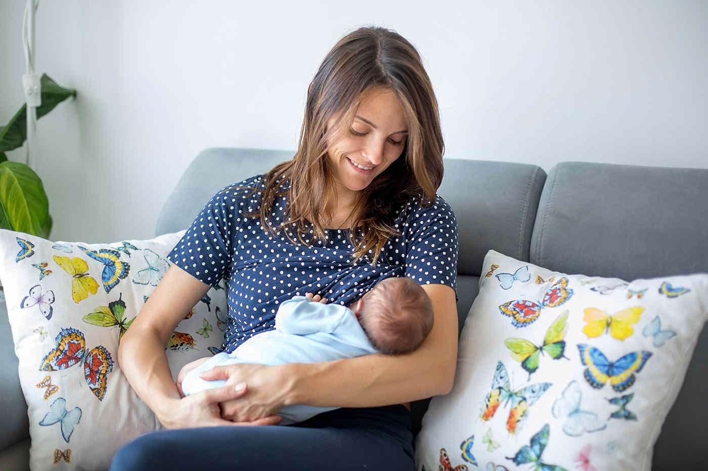 De ce alăptarea îmbunătățește imunitatea bebelușilor?
