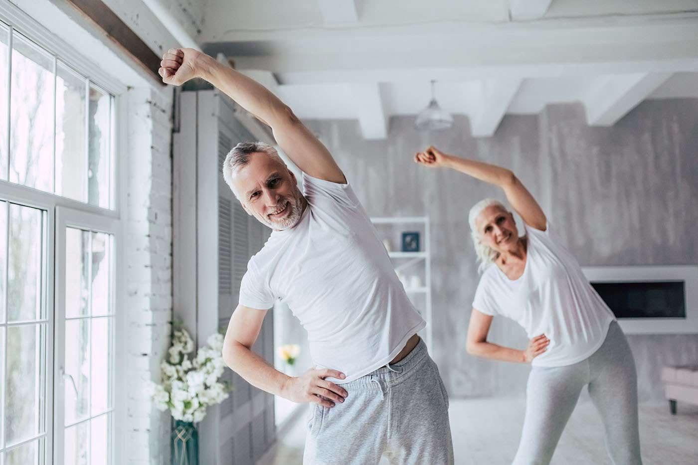 Exercițiul fizic, crucial în reducerea riscului cardiovascular [studiu]
