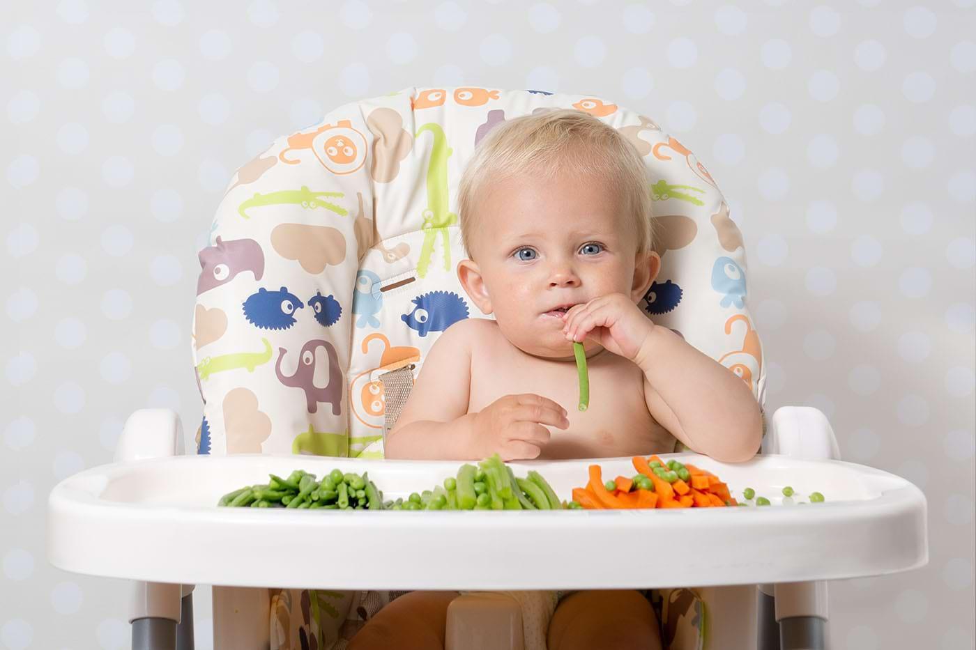 Sarea în alimentația bebelușului: necesară sau nu?
