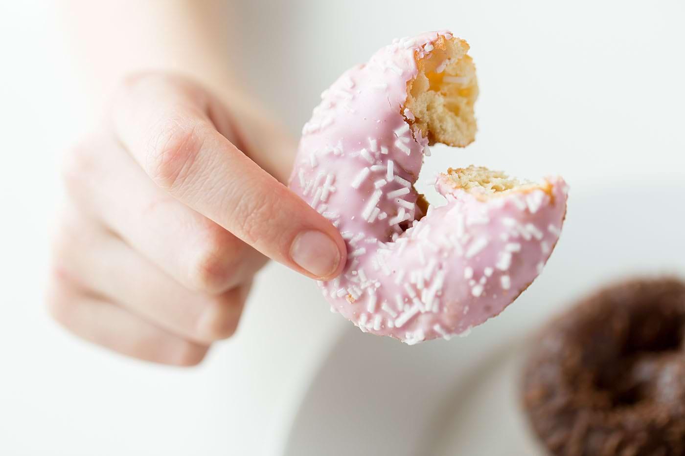 Pofta de dulce, asociată cu stresul și lipsa de somn