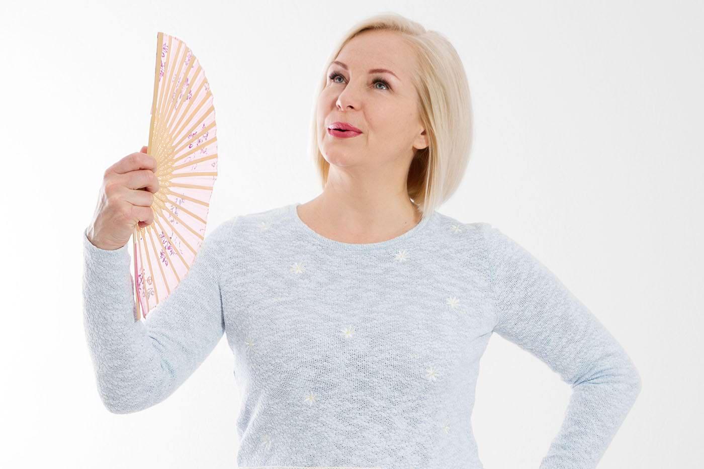 este pierderea în greutate un simptom al menopauzei