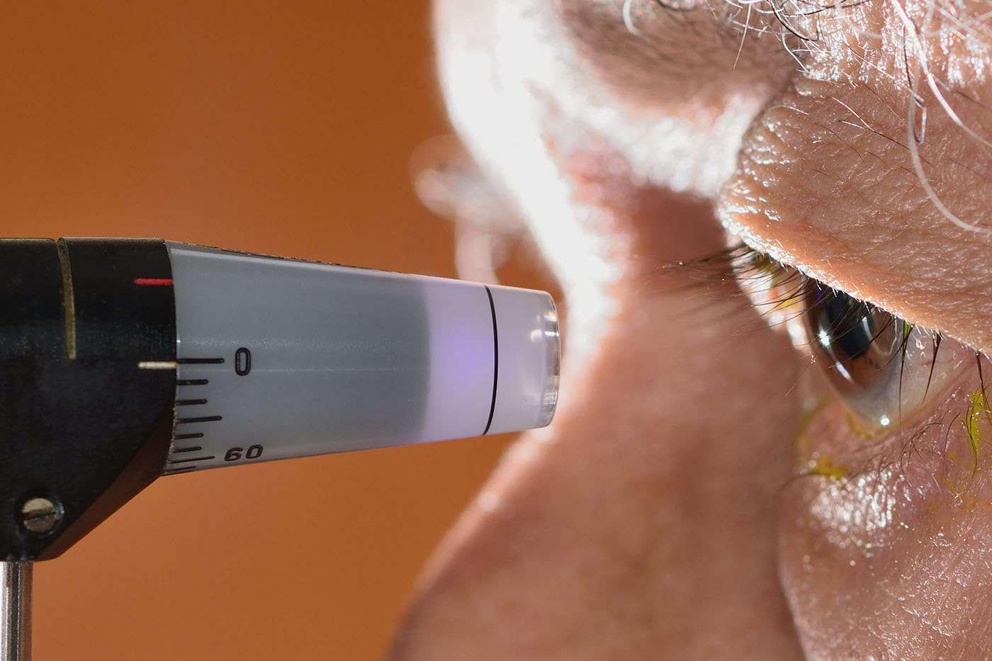 cum se salvează vederea în glaucom vedere încețoșată pe o scară